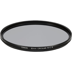 Polarizing Filter PL-C-B 82mm